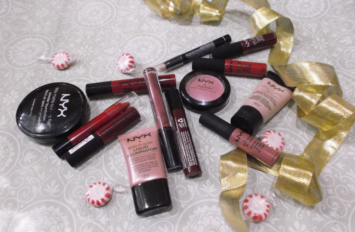 My growing love affair with Nyx cosmetics