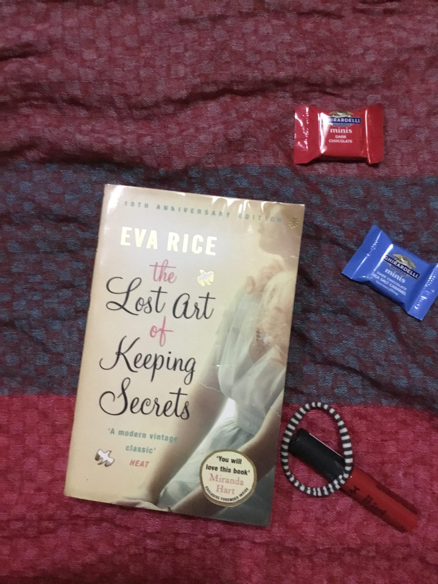 Read || The Lost Art of Keeping Secrets by Eva Rice